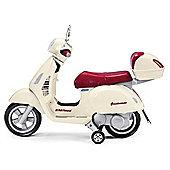 Peg Perego 12v Kids Electric Vespa Bike