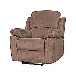 Sofa Collection Como Electric Recliner Armchair - 1 Seat - Dark Brown