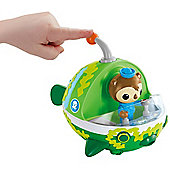 Fisher-Price Octonauts Talking Kelp Camouflage Gup-E