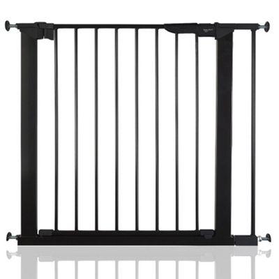 Safetots No Screw Gate Black 79.6 - 86.5cm