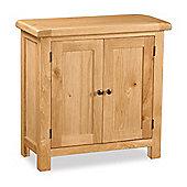 Zelah Oak Sideboard - Mini Sideboard - Rustic Oak