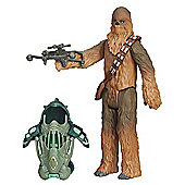 Star Wars The Force Awakens Armour Up 9cm Chewbacca Figure