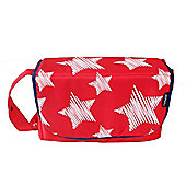 My Babiie Baby Changing Bag (Red Stars)