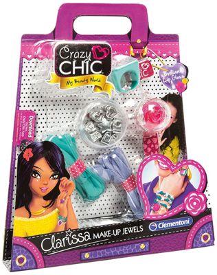 Crazy Chic Clarissa Make-Up Jewels