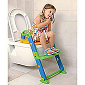 Kids Kit 3In1 Toilet Trainer GREEN & BLUE