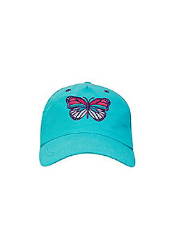 Mountain Warehouse KIDS BUTTERFLY BASEBALL CAP - Purple