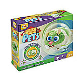 Pitter Patter Pets Busy Little Hamster Neon Edition Green