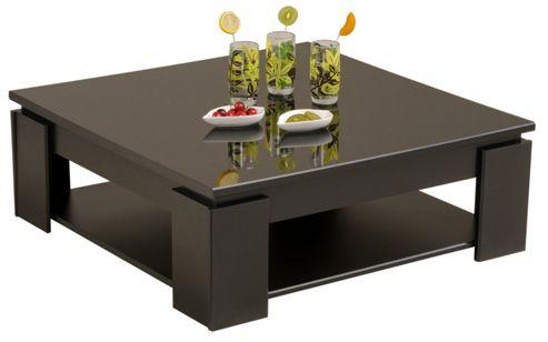 Parisot Quadri Coffee Table - Black