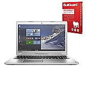 "Lenovo IdeaPad 510 15.6"" Gaming Laptop Intel Core i7-6500U 8GB 1TB Windows 10 with Internet Security - 80SR008RUK"