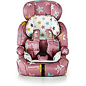 Cosatto Zoomi Group 123 Anti-Escape Car Seat (Happy Stars)