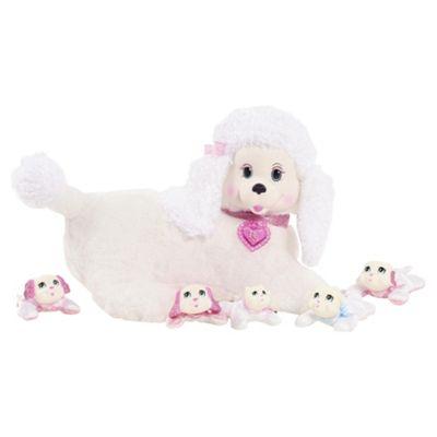 Puppy Surprise Plush Stacy Poodle