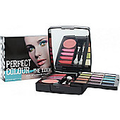 Jigsaw Perfect Colour The Look Make Up Set 20 Pieces (Eyeshadows + Lip Gloss + Blusher + Applicators)