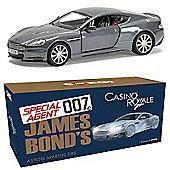 CORGI CC03803 James Bond, Aston Martin DBS Casino Royale