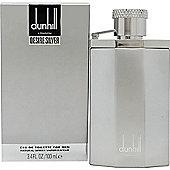 Dunhill Desire Silver Eau de Toilette (EDT) 100ml Spray For Men