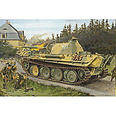 Dragon 6268 Sd.Kfz. 171 Panther G Late Production - Smart Model Kit 1:35