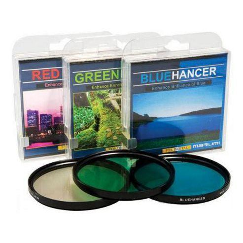 Marumi MAHG49 Hancer Filter Green 49mm