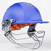Albion Ultimate 98 Cricket Helmet Royal Large Titanium