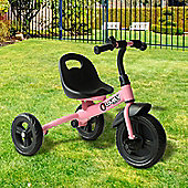 Homcom Kids Children Toddler Tricycle Ride on 3 Wheels Bike