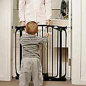Dreambaby F778B Swing Closed Safety Gate Black 71cm - 100cm