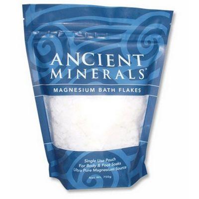 Ancient Minerals Magnesium Flakes 750g Salts