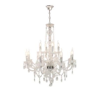 Princess Twelve Light Electric Pendant