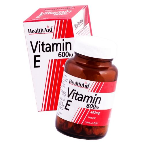 Vitamin E 600iu Natural