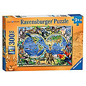 World Of Wildlife - XXL 300 Puzzle