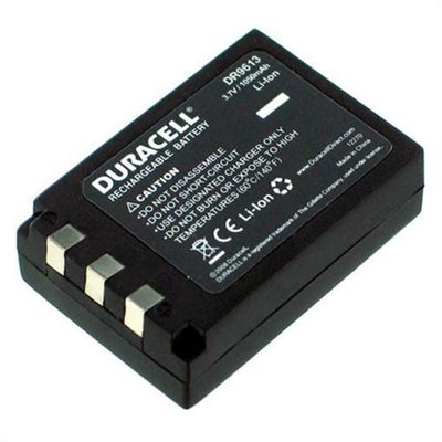 Duracell Camera Battery 3.7v 1050mAh 3.9Wh Lithium-Ion (Li-Ion)