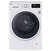 LG F4J6VG0W 1400rpm DD Washer Dryer 9kg/5kg