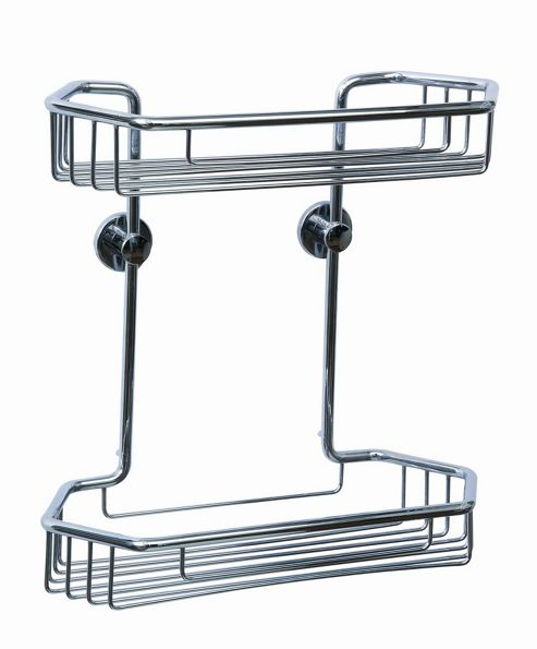 Never Drill Again Coorb Shower Caddy