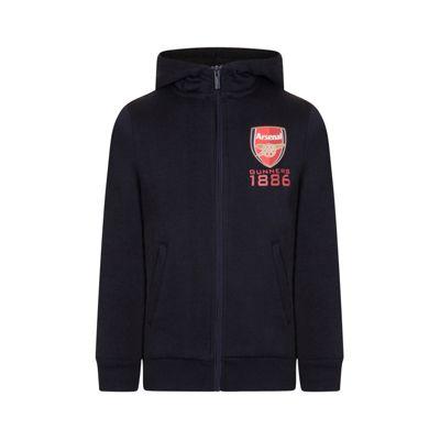 Arsenal FC Boys Zip Hoody 12-13 Years