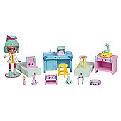 Shopkins Happy Places Bright Bunny Science Lab Welcome Pack