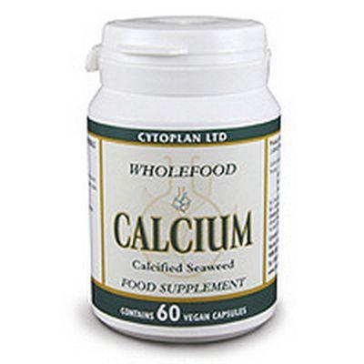 Cytoplan Wholefood Calcium 60 Capsules