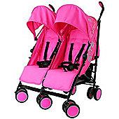 Zeta CiTi Twin Stroller (Pink)