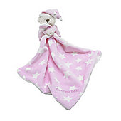 Mothercare Bedtime Blankie - Pink