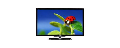 Sharp LC32LE631E 32 inch Smart Internet TV with LED Backlight and HD Freeview