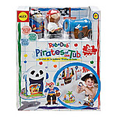 Alex Toys Rub A Dub Pirates Of The Tub Bath Toy