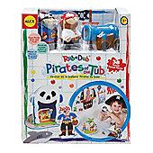 Alex Toys Rub A Dub Pirates Of The Tub Bath Toy