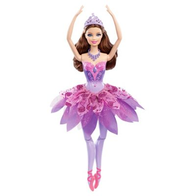 Barbie in the Pink Shoes Barbie Odette Ballerina Doll