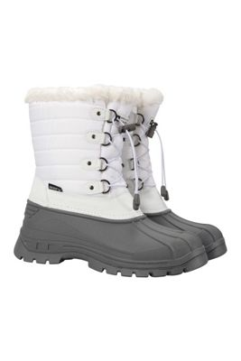 Mountain Warehouse WHISTLER WOMENS SNOW BOOT ( Size: Adult 04 )