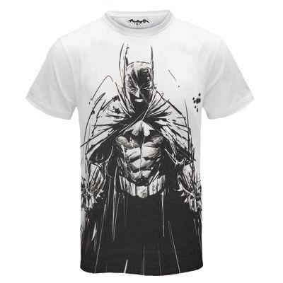 DC Comics Batman Mens Character T-Shirt Small
