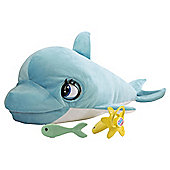 Club Petz Blu Blu The Baby Dolphin Interactive Soft Toy