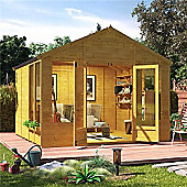 BillyOh Holly Tongue and Groove 10x10 T&G Apex Summerhouse