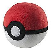 Pokemon Poke Ball Plush (White)