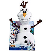 Disney Frozen Tickle Time Olaf - Dolls and Playsets