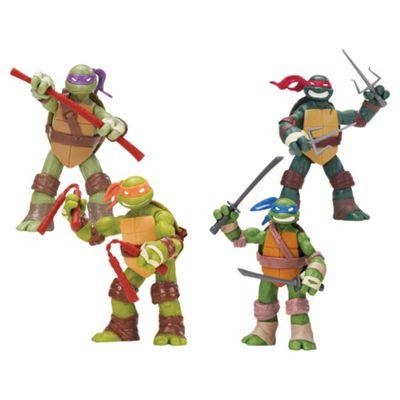 Teenage Mutant Ninja Turtles Action Figures 4 Pack
