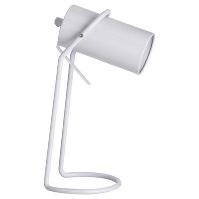 Brooklyn Desk Lamp, White