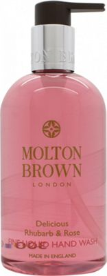 Molton Brown Rhubarb & Rose Hand Wash 300ml