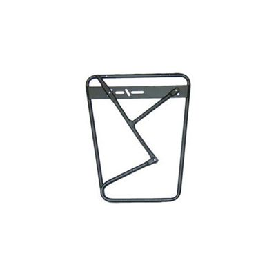 PUSH Lowrider Alloy Front Carrier Black