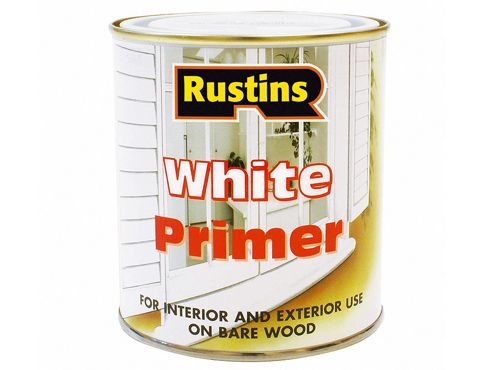 Rustins White Primer 500ml